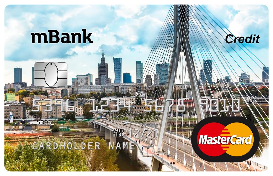 Mbank Wprowadza Nowa Karte Kredytowa Bedzie Mozna Zamiescic Na Niej