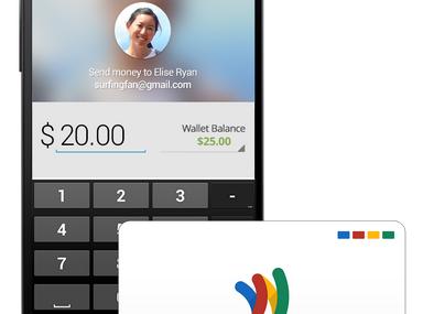 Już oficjalnie: Google wprowadza kartę płatniczą!