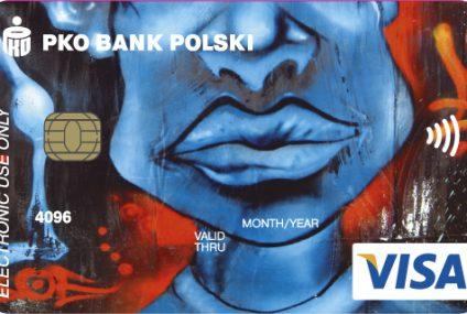 PKO Bank Polski testuje nowe karty z funkcją płatności zbliżeniowych