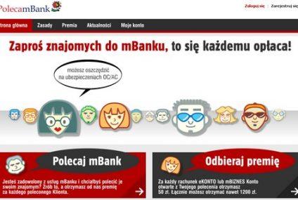 mBank chce premiować lojalnych klientów