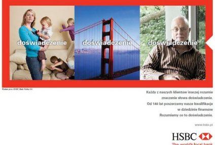 HSBC rozpoczyna pierwszą kampanię wizerunkową w Polsce