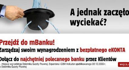 mBank idzie na wojnę z Aliorem