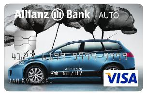 Allianz Auto - nowa karta kredytowa dla kierowców