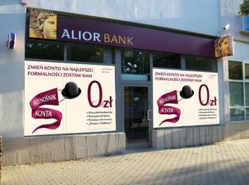 """""""Przenośnik konta"""" - nowa kampania konta osobistego w Alior Banku"""