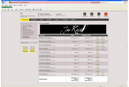 Nowe funkcje w systemie bankowości internetowej Raiffeisen Banku