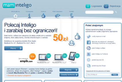 Inteligo uruchamia nowy program lojalnościowy z nagrodami