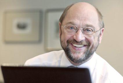 Martin Schulz nowym przewodniczącym Parlamentu Europejskiego