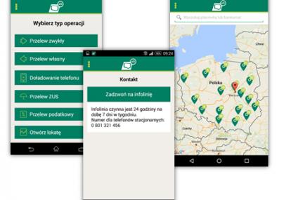 Bank BPS udostępnił aplikację mobilną dla Klientów detalicznych oraz firmowych