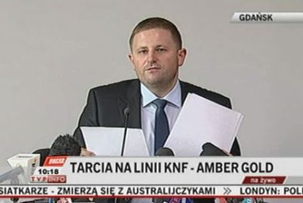 Prezes Amber Gold: czujemy się zaszczuci przez KNF