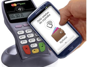 MyWallet rośnie. eurobank wchodzi w mobilne płatności NFC