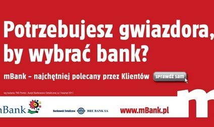 mBank wprowadza opłaty za karty!
