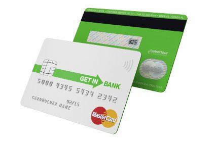Getin Bank wprowadzi kartę z dynamicznym kodem CVC