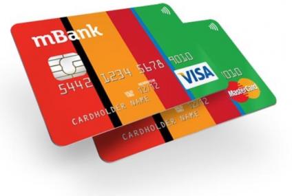 mBank podnosi opłaty w kartach kredytowych