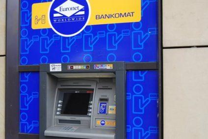 Bankomaty Euronetu płatne dla klientów PKO BP i Pekao SA