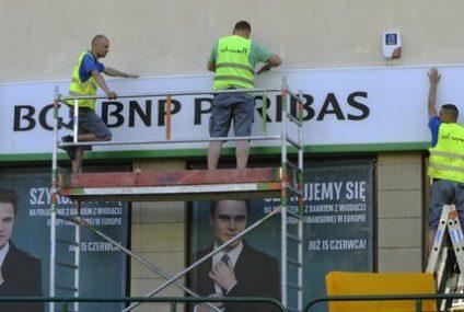 BGŻ BNP Paribas Bank podnosi opłaty klientom firmowym