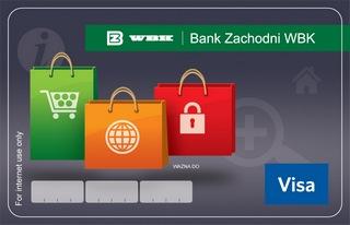 Karta internetowa Banku Zachodniego WBK