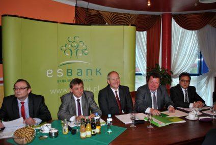 ESBANK przedstawił wyniki za 2011 rok