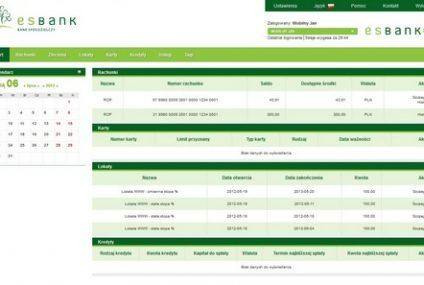 ESBank zaprezentował nową bankowość elektroniczną i mobilną