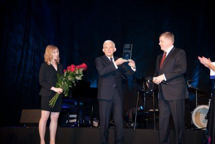 Jerzy Buzek laureatem nagrody Grand Prix Francuskiej Izby Przemysłowo-Handlowej