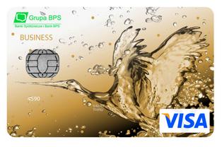 "Visa Gold Credit Banku BPS ""Najładniejszą polską kartą 2010 roku"""