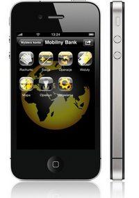 Raiffeisen: Mobilny Bank dla firm, nowości na iPhone