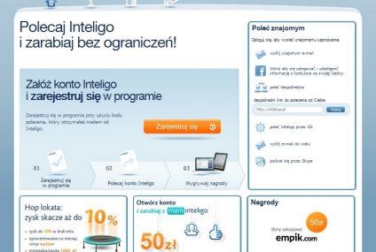 """Mam Inteligo"" - druga edycja programu lojalnościowego"