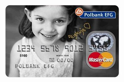 """""""Polbank Dzieciom"""" - nowa karta kredytowa typu affinity"""