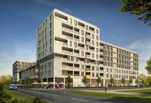ROBYG przyspiesza na Żoliborzu - rusza drugi etap City Apartments