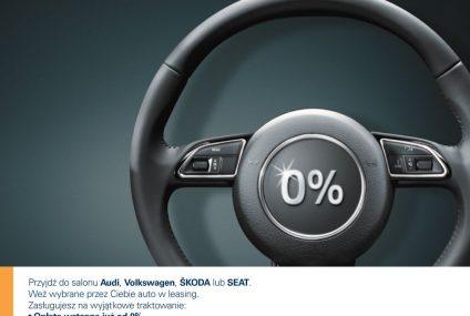 Diferente z Volkswagen Leasing Polska dla prawników i lekarzy