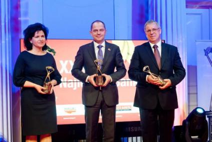 Gazeta Bankowa wręczyła nagrody w konkursie Najlepszy Bank 2012