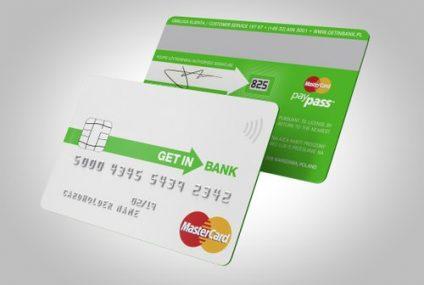 Nowa karta MasterCard i Getin Bank zwiększa poziom bezpieczeństwa zakupów w sieci