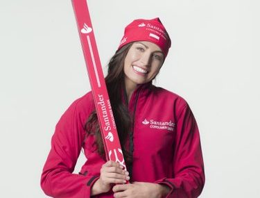 Santander Consumer Bank Oficjalnym Głównym Sponsorem  Justyny Kowalczyk