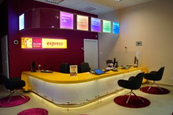 """Nowa sieć oddziałów """"Alior Bank Express"""""""