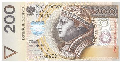 Jak rozpoznać fałszywy banknot?