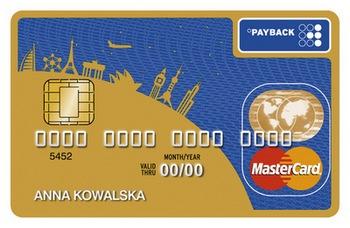 Karta kredytowa MasterCard® PAYBACK w BZ WBK