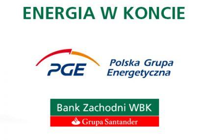 BZ WBK odda klientom za prąd. Tak promuje Konto Godne Polecenia