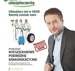 Nowa kampania SKOK Ubezpieczenia
