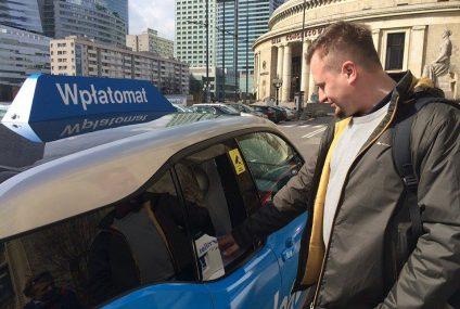 Idea Bank będzie dowoził bankomaty do klientów na fordach
