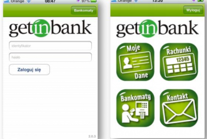 Testujemy bankowość mobilną Getin Banku