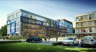 Nowa siedziba Banku BPH w Gdańsku