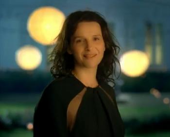 Juliette Binoche nie daje o sobie zapomnieć