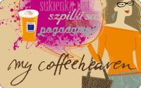 """Karta """"my coffeeheaven"""" uznana za najlepszą kartą lojalnościową"""