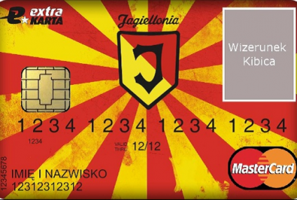 EXTRAKARTA - Karta Kibica BZWBK teraz z  funkcją karty miejskiej