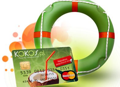 BZWBK wydał karty z wizerunkiem serwisu Kokos.pl