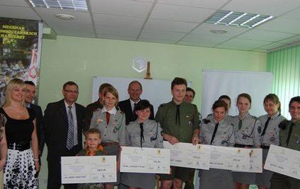 Rozstrzygnięcie konkursu grantowego Hufca Radomsko i ESBANKU