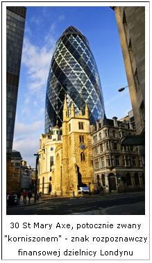 Spotyka się z bankierem w Londynie