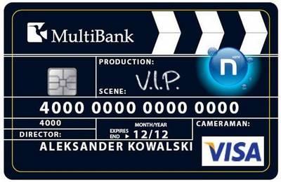 """Abonenci telewizji """"n"""" z kartą kredytową MultiBanku?"""