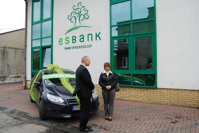 ESBANK wręczył nagrodę w Złotej Lokacie VI