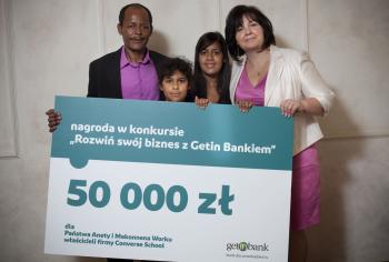 Getin Bank wyróżnił najlepsze pomysły na rozwój firmy