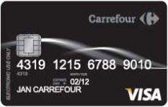 Nowości w Carrefour Visa